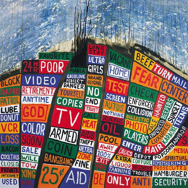 Radiohead-HailToTheThief
