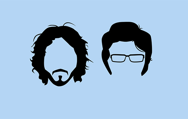 Flight-Of-The-Conchords-Silhouette
